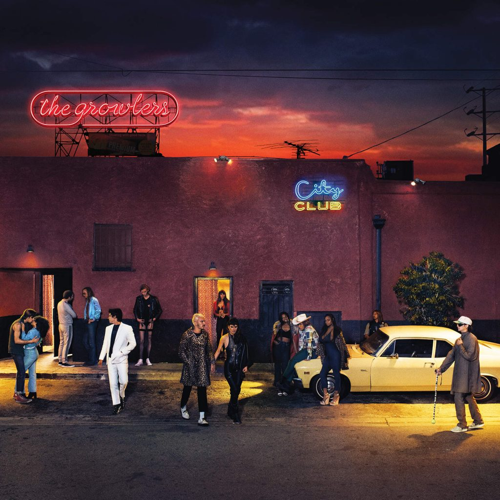 The Growlers release new album 'City Club' produced by Julian on Cult Records