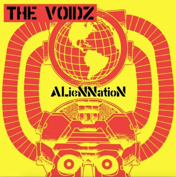 Listen: The Voidz ALieNNatioN