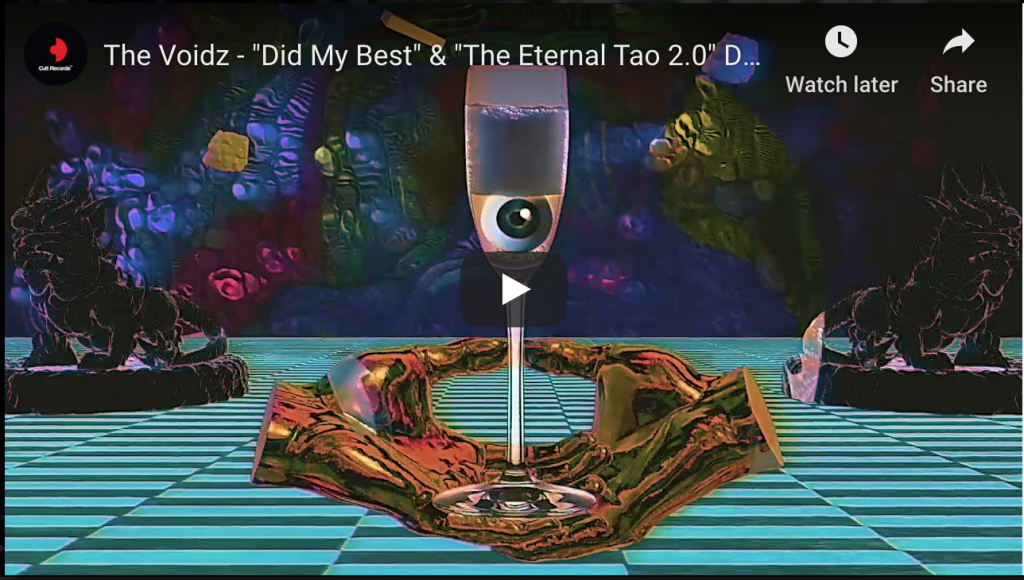 "Watch The Voidz ""Did My Best"" & ""The Eternal Tao 2.0"""